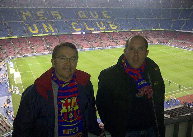 Prochaine rencontre fc barcelone